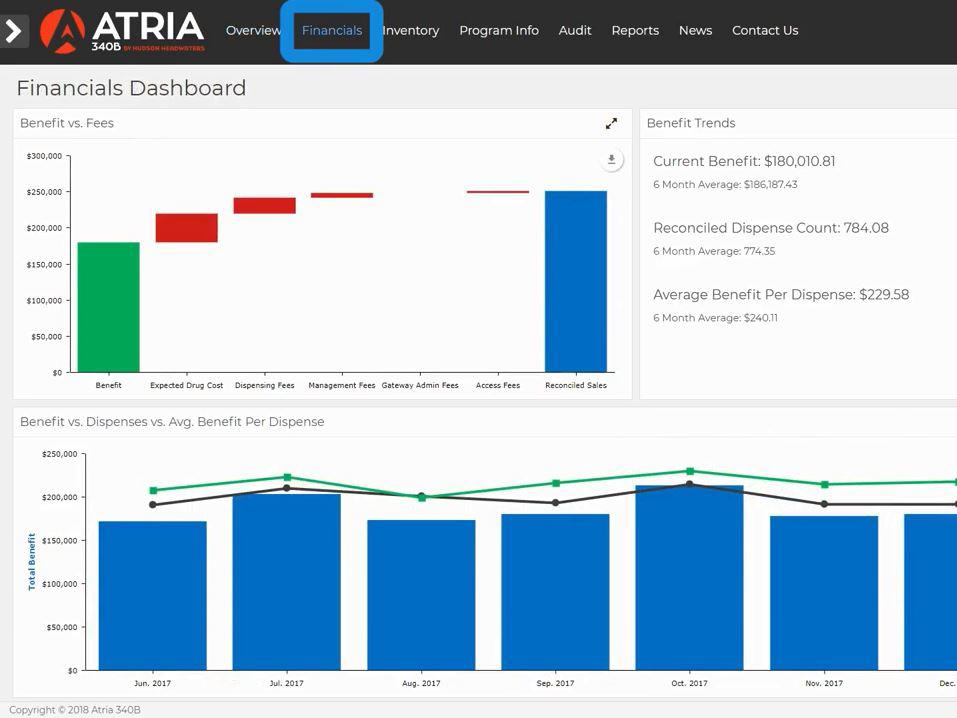 a screenshot of the client portall